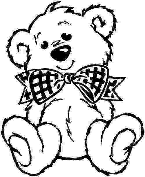 colouring pages of teddy bear printable teddy bear coloring pages birthday pinterest bear colouring of pages teddy
