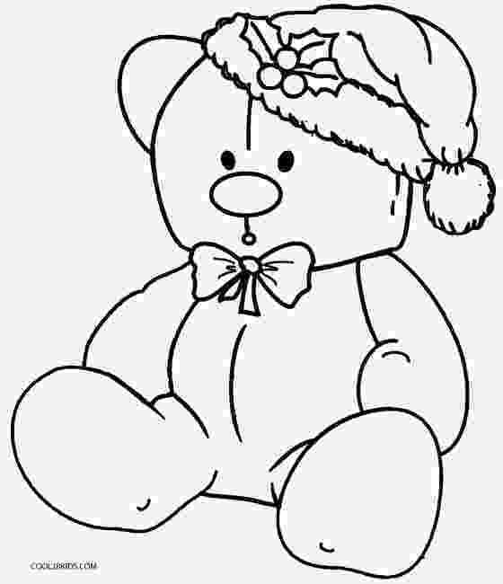 colouring pages of teddy bear teddy bear coloring pages for kids pages teddy colouring of bear