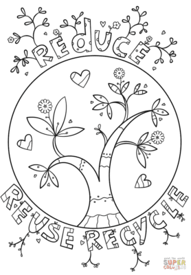 colouring pages recycling 35 free printable earth day coloring pages recycling colouring pages