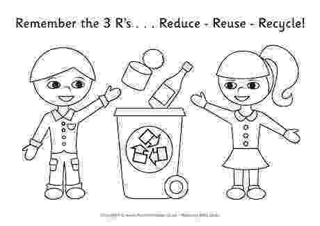 colouring pages recycling recycling colouring page earth day coloring pages earth colouring recycling pages