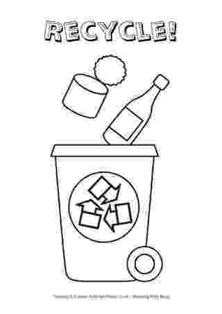 colouring pages recycling recycling colouring pages pages recycling colouring