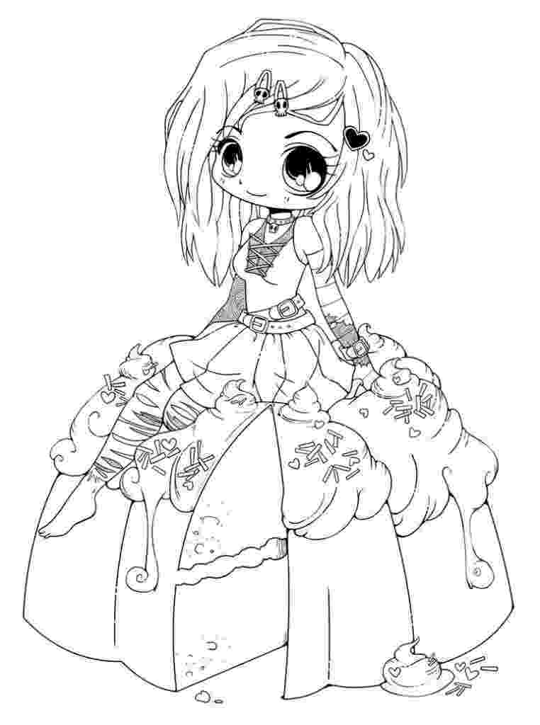 colouring pages to print for girls chibi coloring pages to download and print for free for colouring girls print pages to