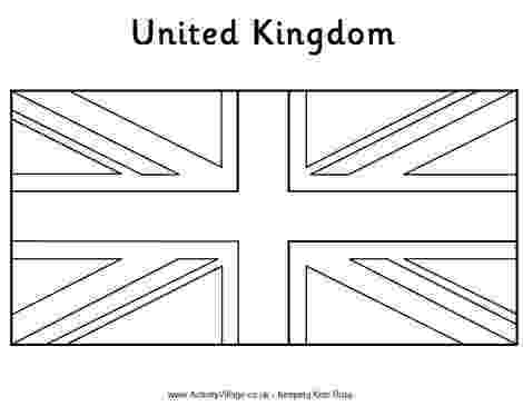colouring pages union jack flag yellow teddy flag jack union colouring pages