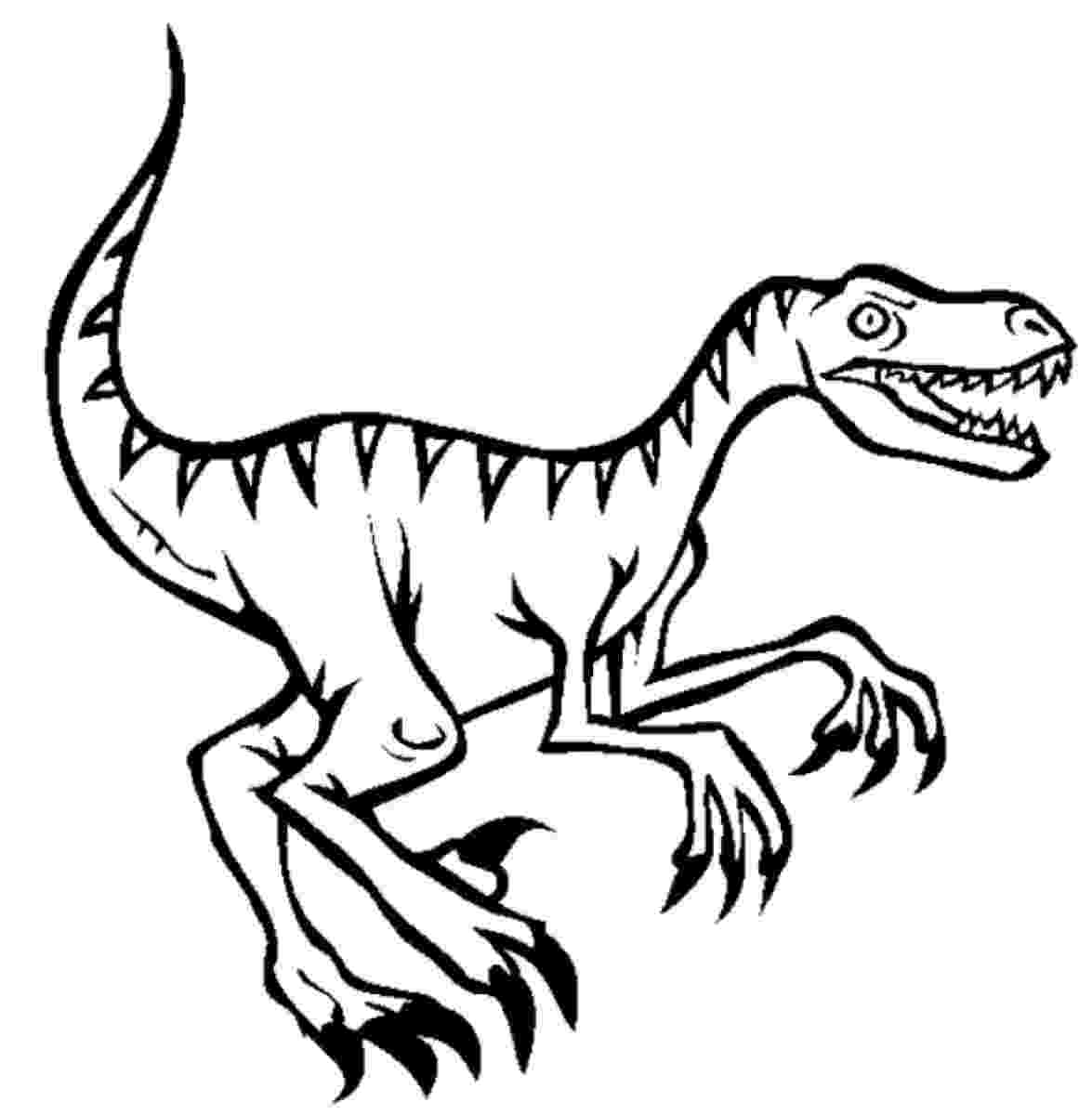 colouring pages velociraptor raptor coloring pages download and print for free pages colouring velociraptor