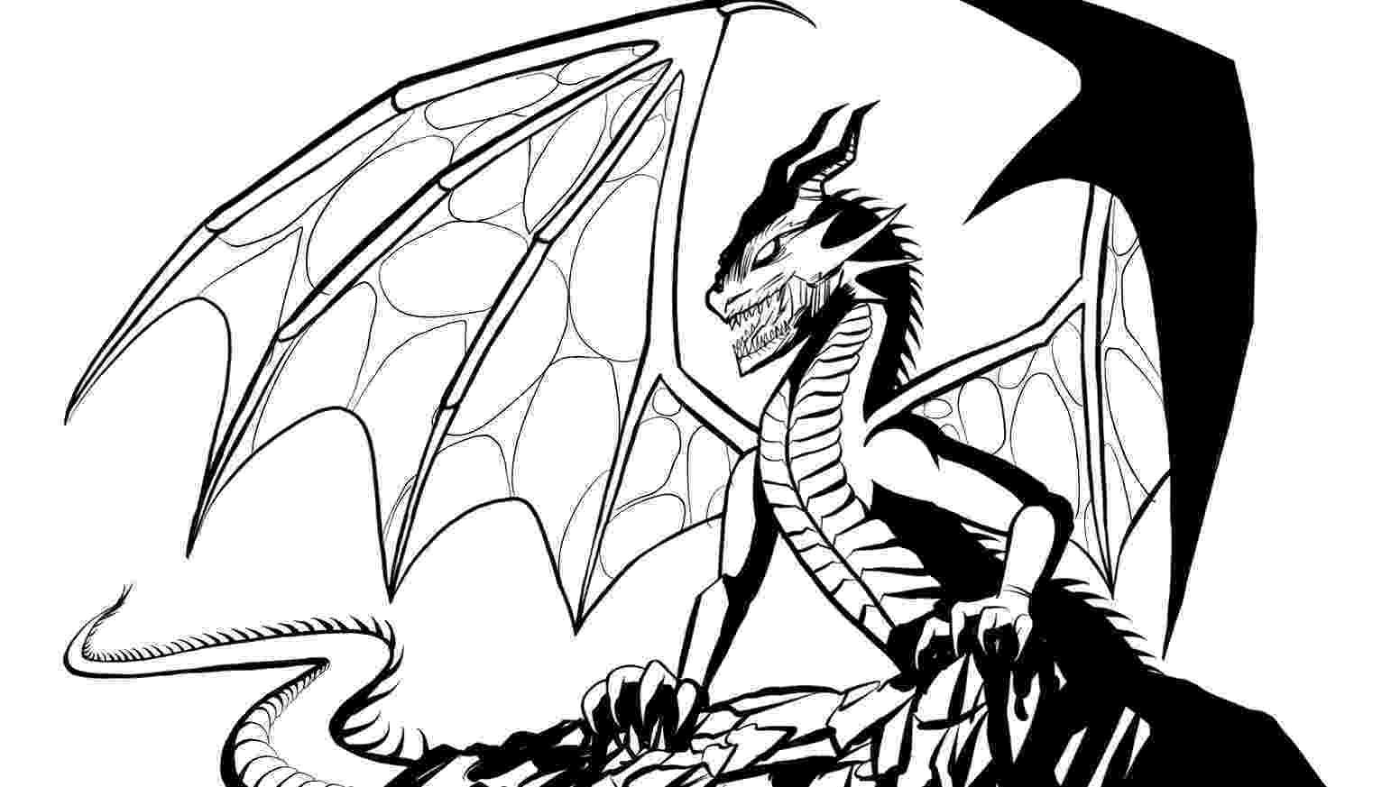 colouring pages welsh dragon dragon coloring pages coloringpages1001com colouring pages dragon welsh
