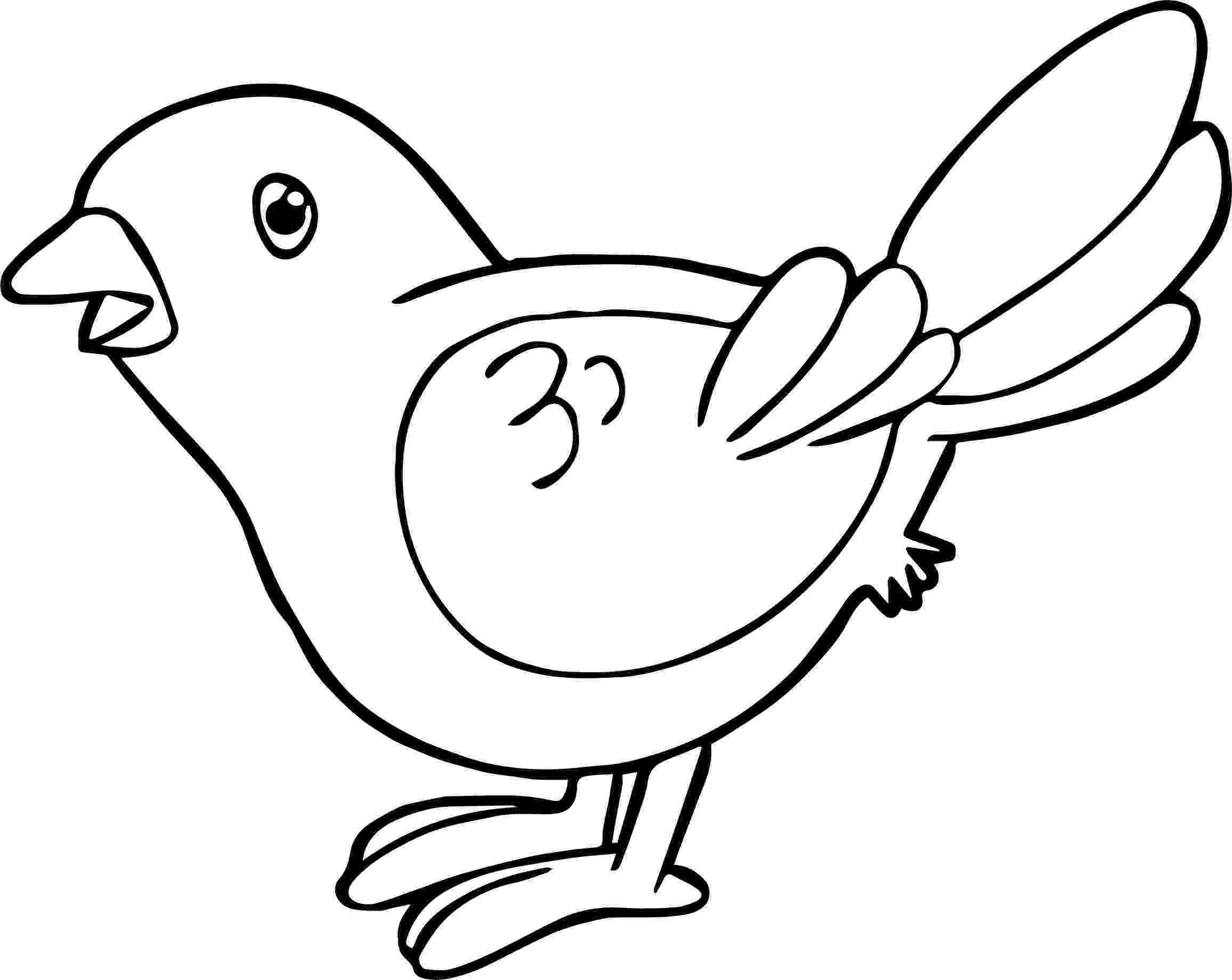 colouring picture bird blue jay printable coloring page for kids and adults picture colouring bird