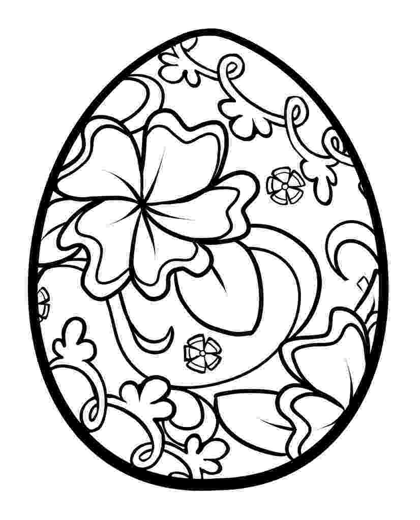 colouring picture easter egg free easter egg shapes worksheet coloring page supplyme egg easter colouring picture