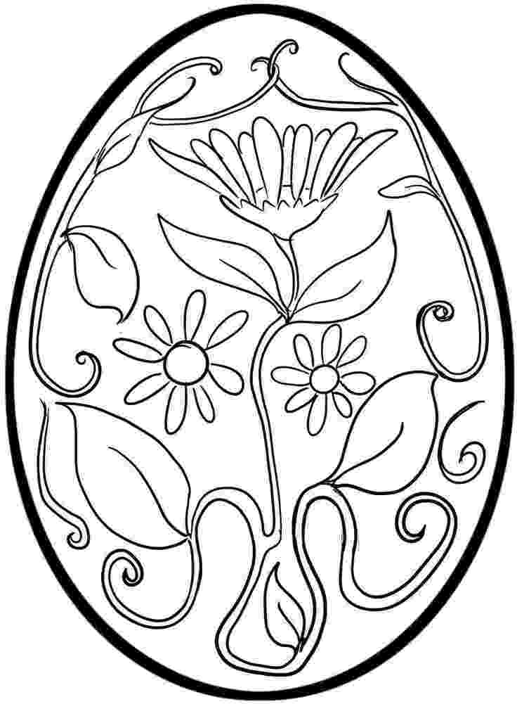 colouring picture easter egg free printable easter egg coloring pages for kids easter colouring egg picture