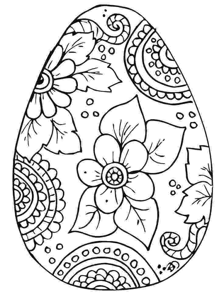colouring picture easter egg free printable easter egg coloring pages for kids easter picture egg colouring