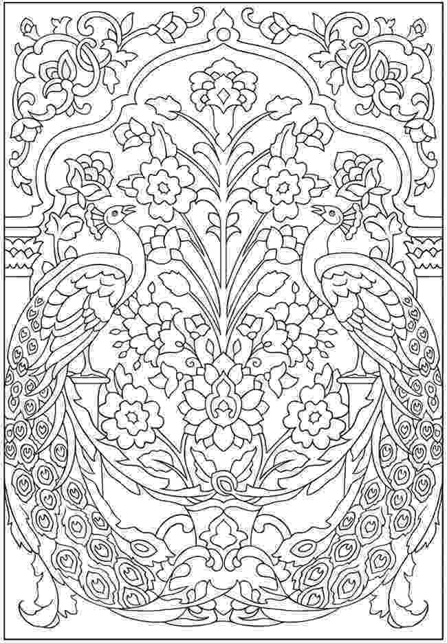 colouring picture of peacock peacock coloring pages to download and print for free picture colouring peacock of 1 1