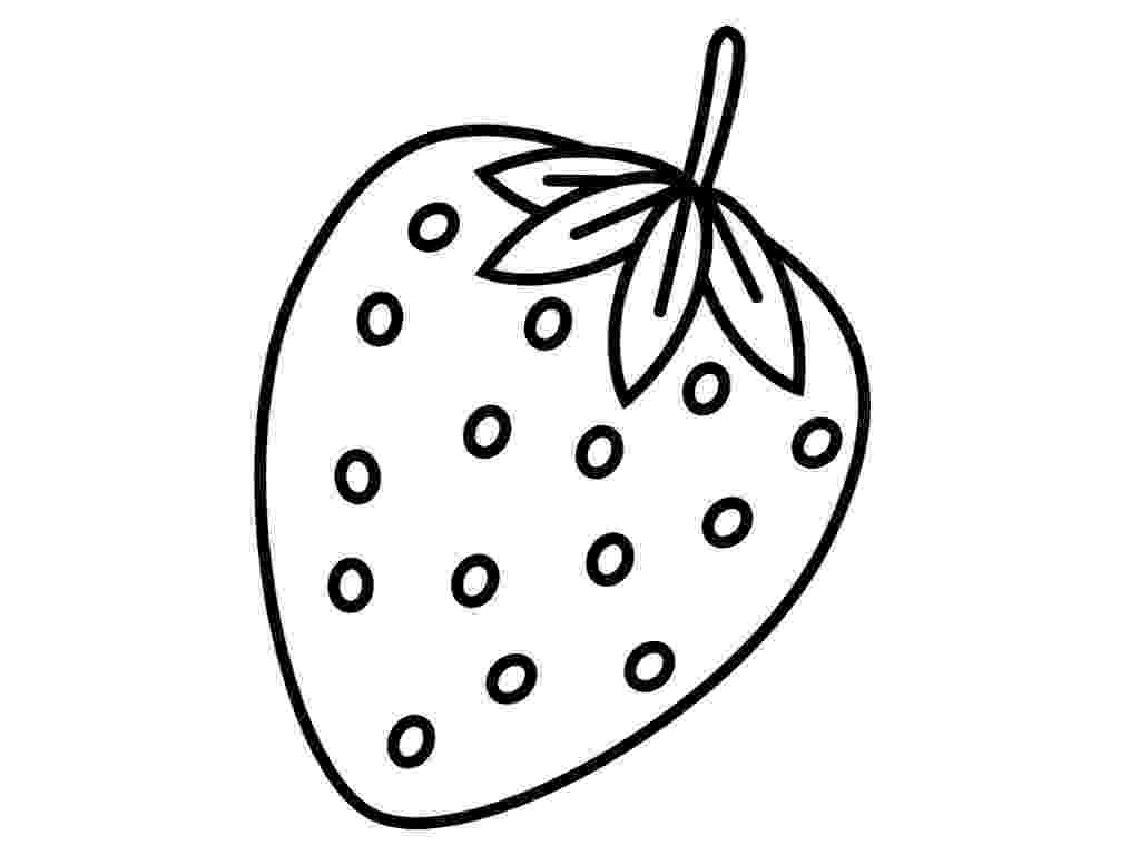 colouring picture of strawberry coloring page strawberry coloring picture strawberry strawberry of picture colouring