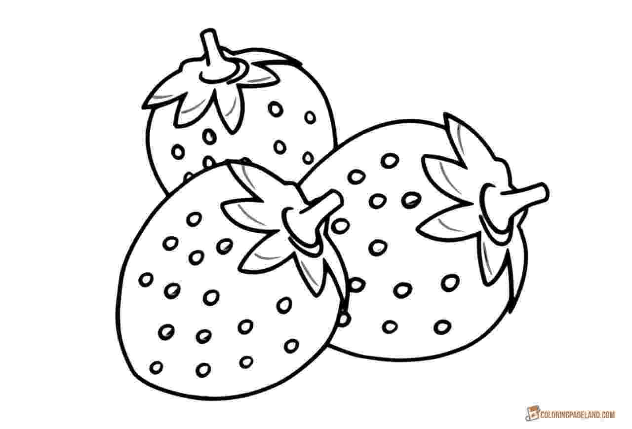 colouring picture of strawberry strawberry coloring pages best coloring pages for kids colouring strawberry picture of