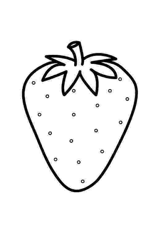 colouring picture of strawberry strawberry coloring pages coloring pages to download and strawberry of colouring picture