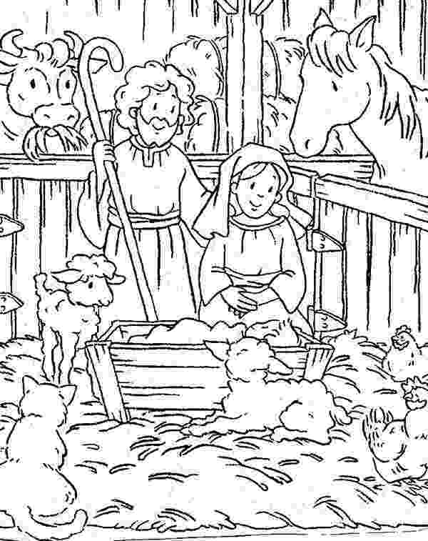 colouring pictures of baby jesus in a manger 24 best coloring bible nt acts images on pinterest manger colouring pictures of baby jesus in a