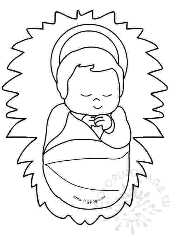 colouring pictures of baby jesus in a manger nativity manger colouring new calendar template site colouring of in jesus pictures baby manger a