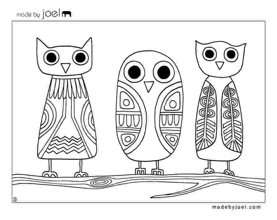 colouring pictures of owls owl dreamcatcher owls adult coloring pages pictures owls colouring of