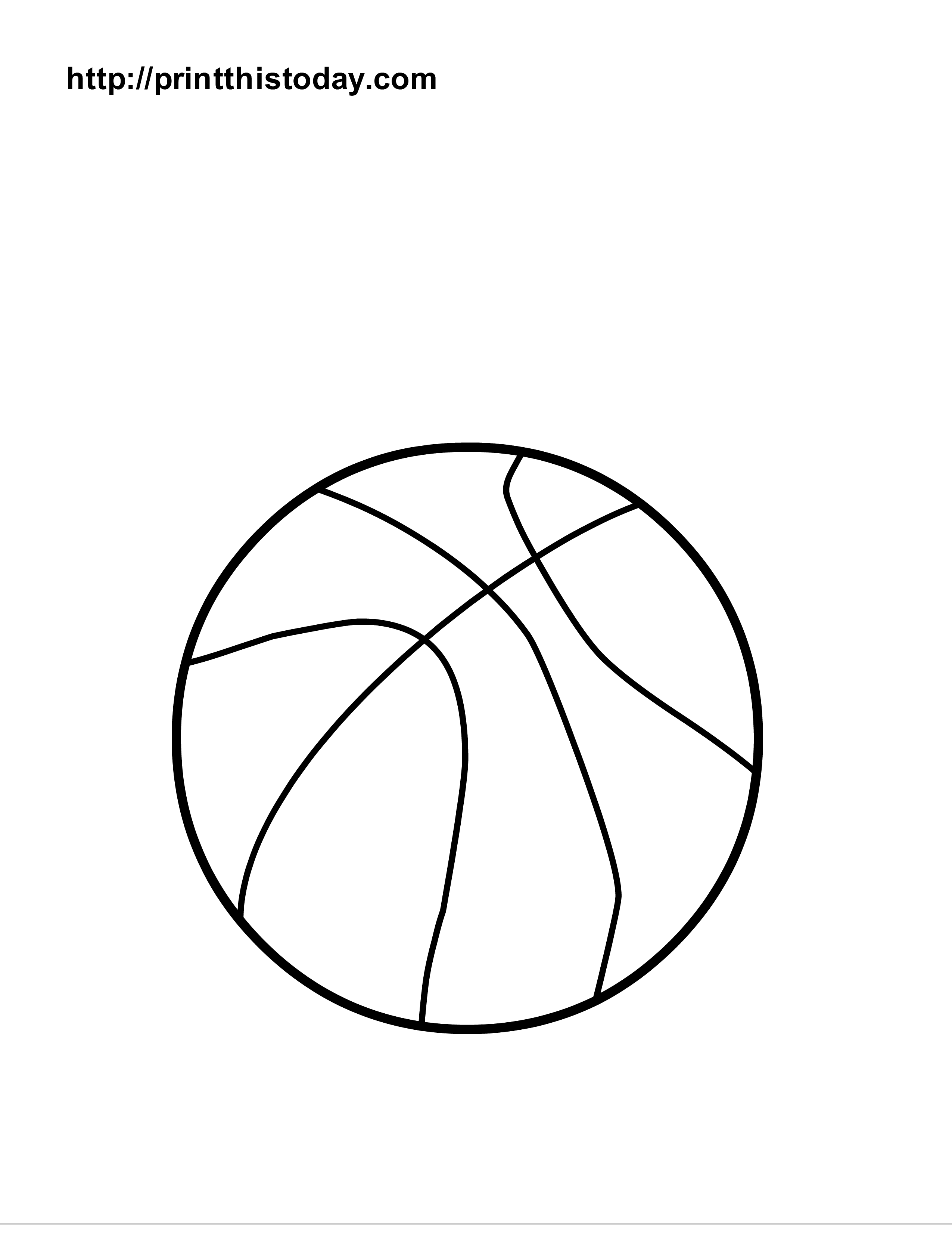 colouring sheet of ball free printable sports balls coloring pages ball colouring of sheet 1 1
