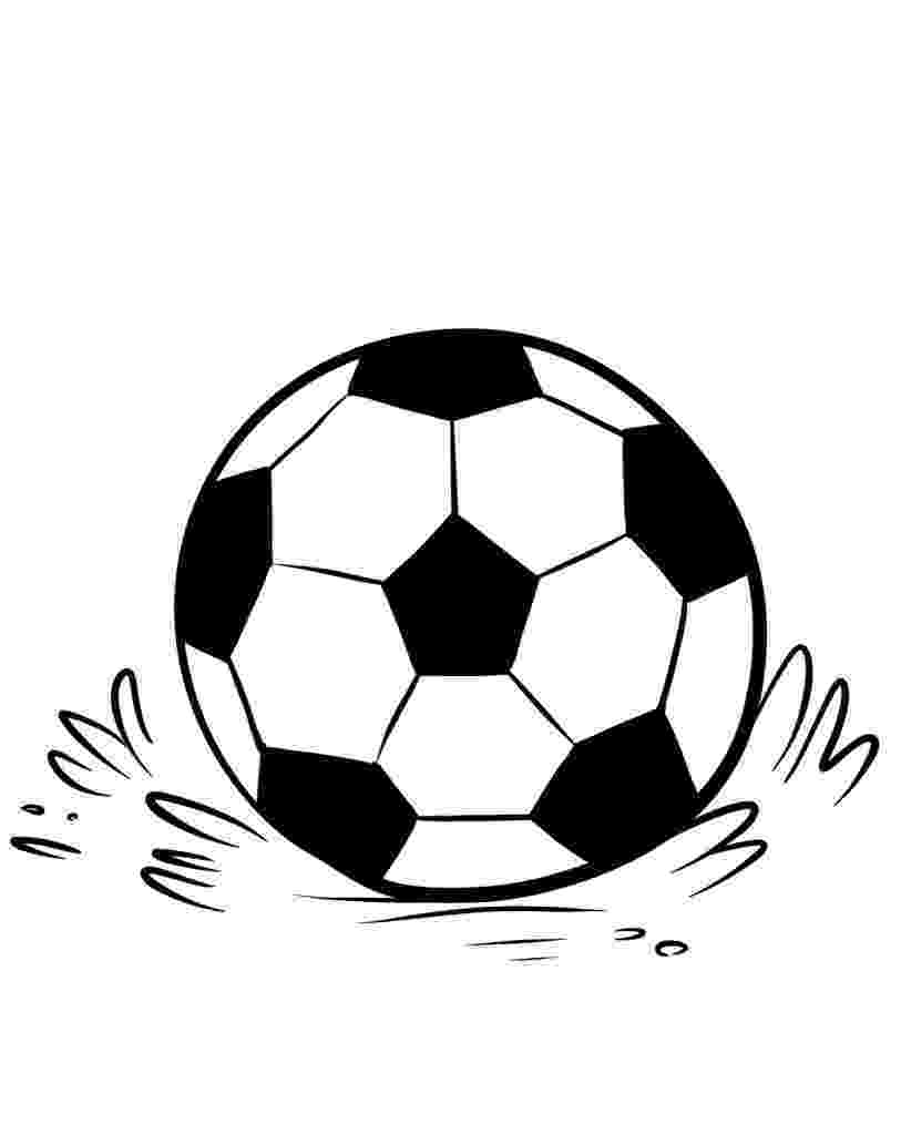 colouring sheet of ball soccer ball coloring pages download and print for free of sheet colouring ball