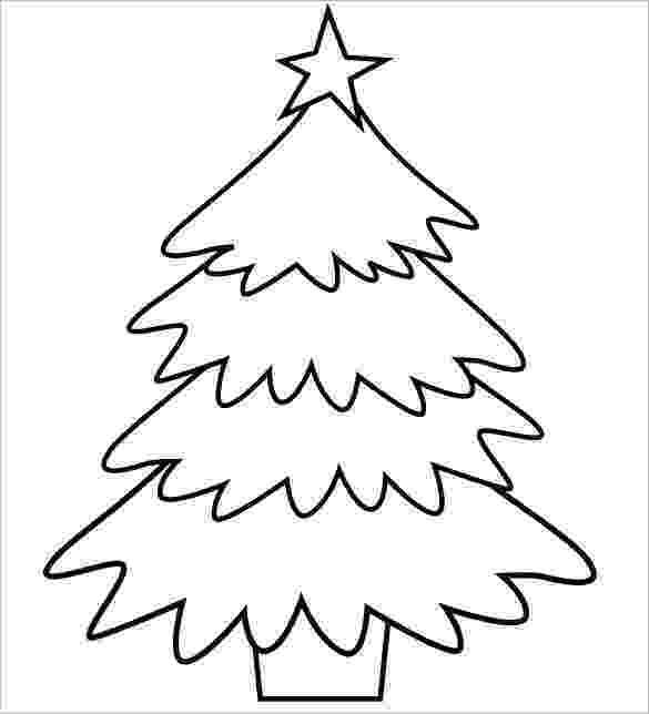 colouring templates christmas 32 christmas tree templates free printable psd eps colouring christmas templates