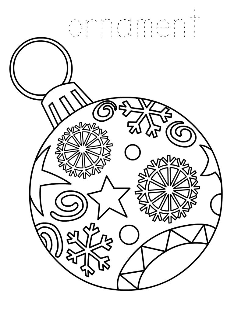 colouring templates christmas christmas ornament coloring pages best coloring pages colouring christmas templates