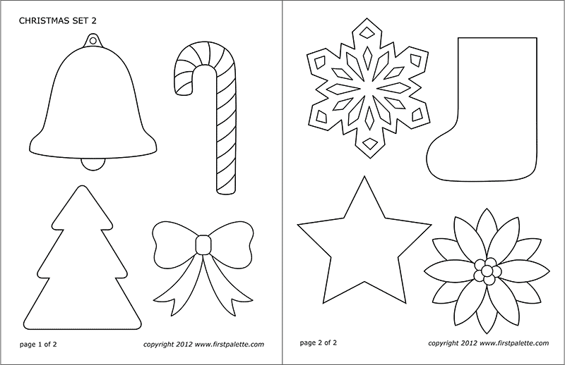 colouring templates christmas printable christmas tree coloring pages for kids cool2bkids templates colouring christmas