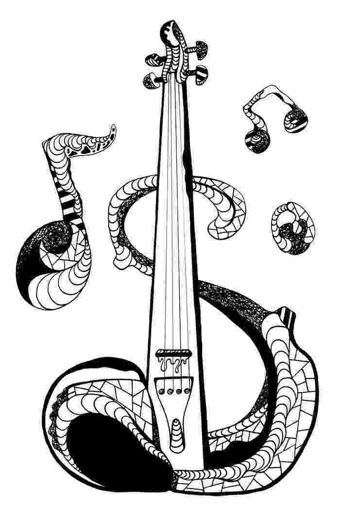 cool guitar coloring pages best 330 music coloring pages for adults ideas on guitar coloring cool pages