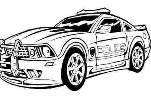 cop car coloring pages police car coloring pages to download and print for free coloring cop car pages