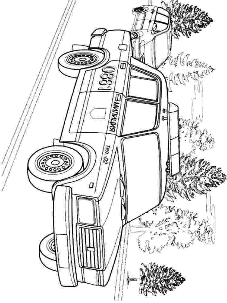 cop car coloring pages swat truck coloring page at getcoloringscom free coloring cop car pages
