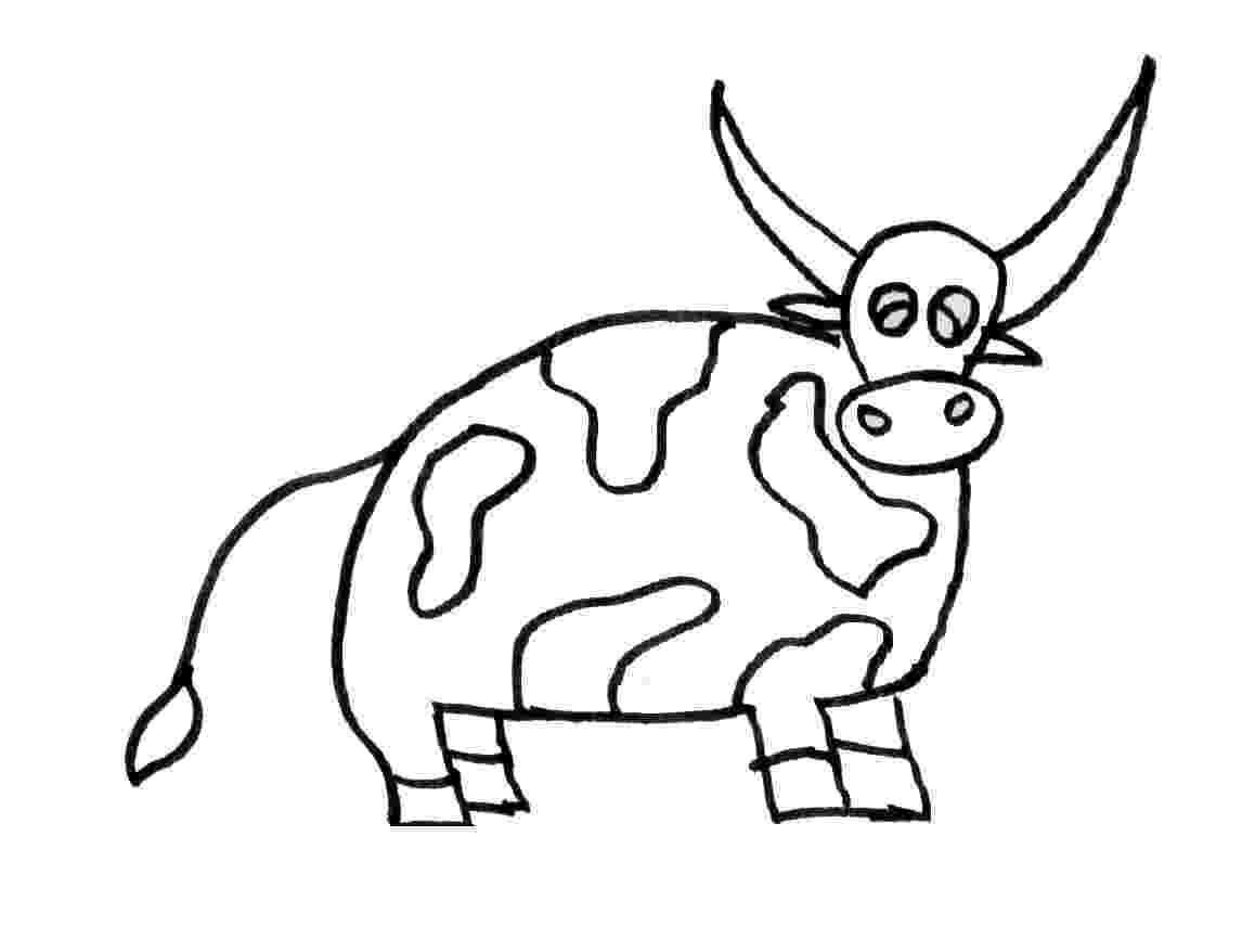 cow coloring pages cow coloring pages coloring pages to print cow coloring pages