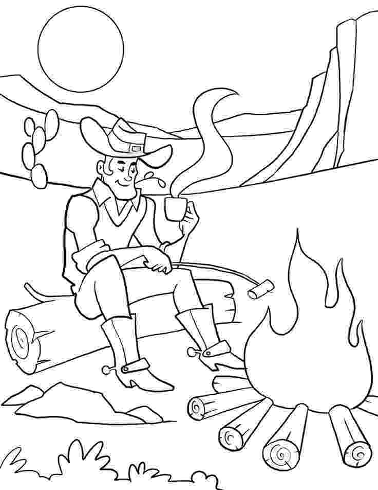 cowboy coloring pages 18 best images about printable coloring pages on pinterest pages cowboy coloring