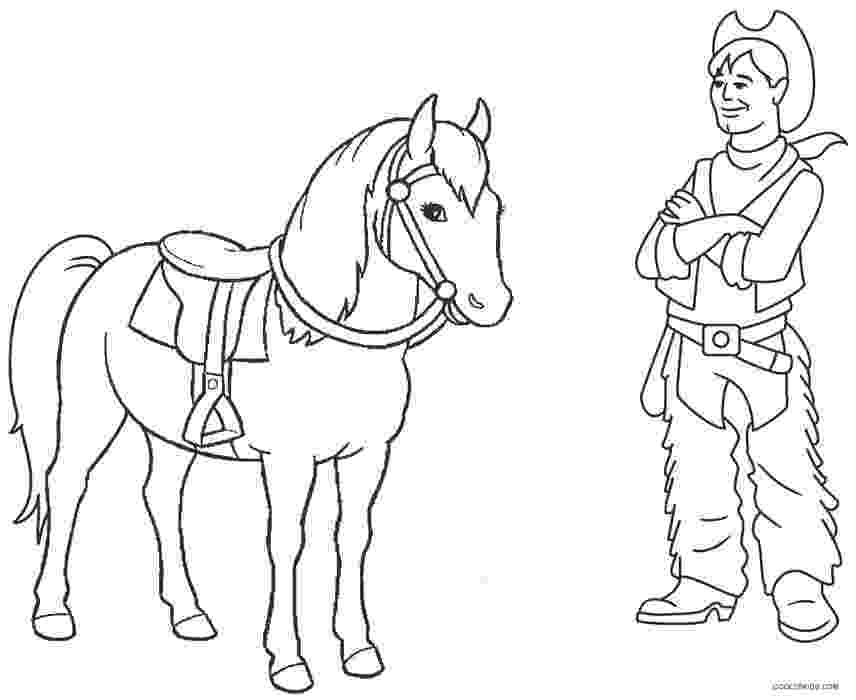 cowboy coloring pages cowboy coloring pages pages cowboy coloring