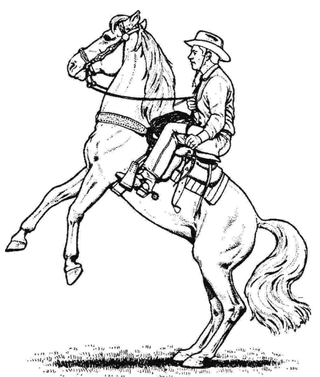 cowboy coloring pages cowboy coloring sheets cowboy coloring party ideas pages cowboy coloring