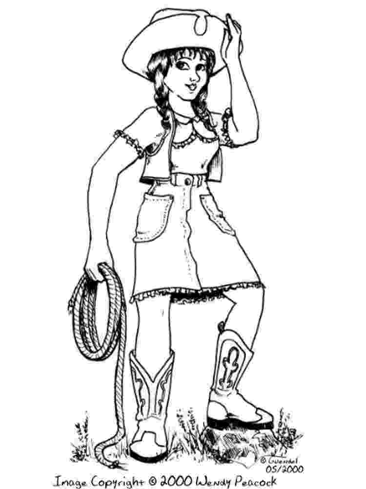cowgirl coloring pages free printable cowboy coloring pages for kids pages cowgirl coloring