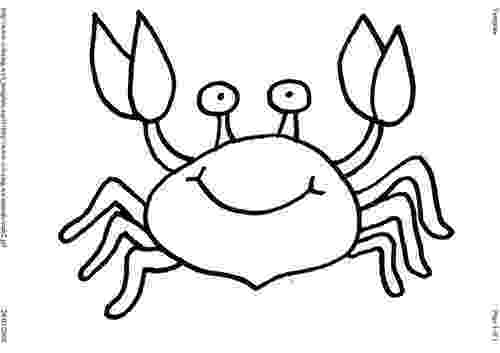 crab pictures to colour crabjpg children39s colouring books hours of transfer pictures colour crab to