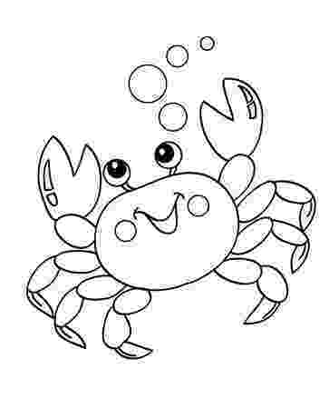crab pictures to colour top 10 free printable crab coloring pages online crab to crab colour pictures