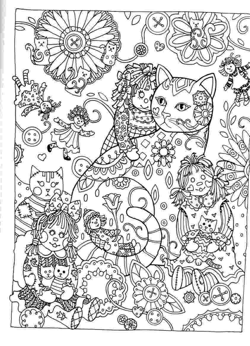 creative coloring pages creative haven creative cats dover publications coloring coloring pages creative