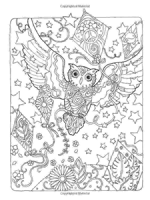 creative coloring pages creative haven owls coloring book artwork by marjorie pages coloring creative