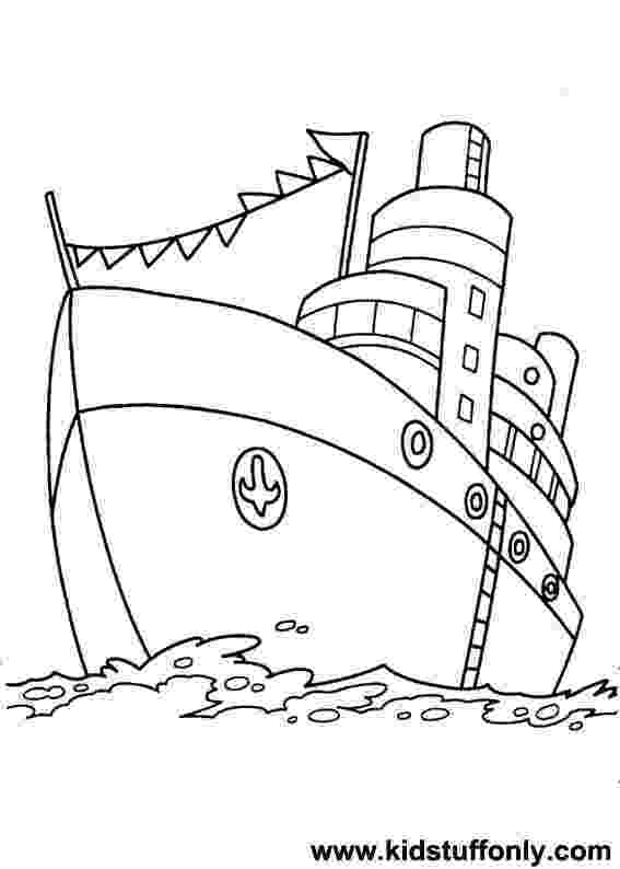 cruise coloring pages 24 best images about ship coloring pages on pinterest pages cruise coloring