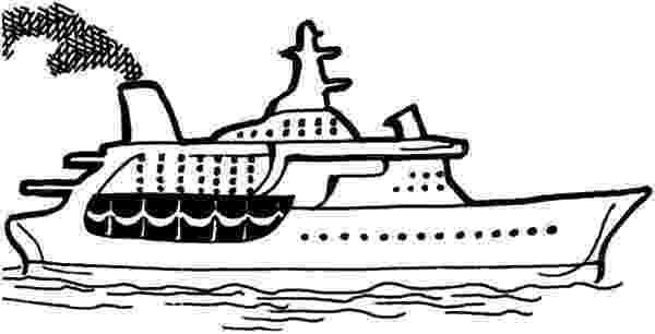 cruise coloring pages cruise ship coloring page for kids transportation pages cruise coloring