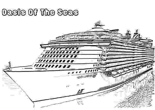 cruise coloring pages cruise ship coloring pages cruises free ship coloring pages cruise