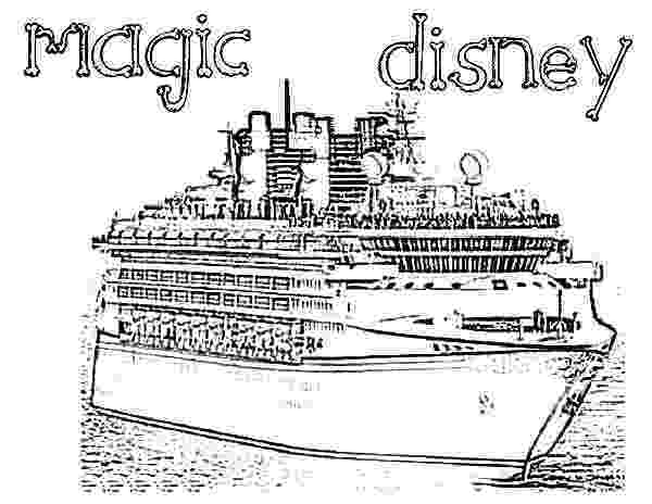 cruise coloring pages cruise ship netart pages coloring cruise