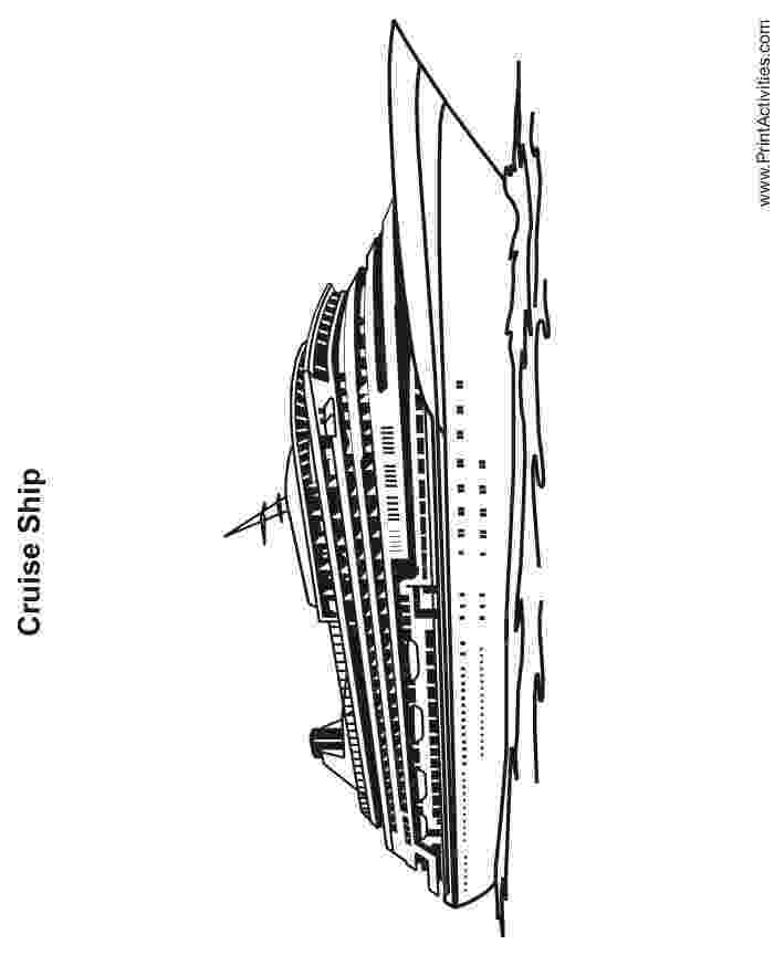 cruise coloring pages pin on cruise gift ideasfish extenders cruise pages coloring