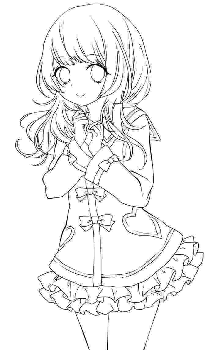 cute anime coloring pages 46 coloring pages of anime characters coloring pages anime pages coloring cute