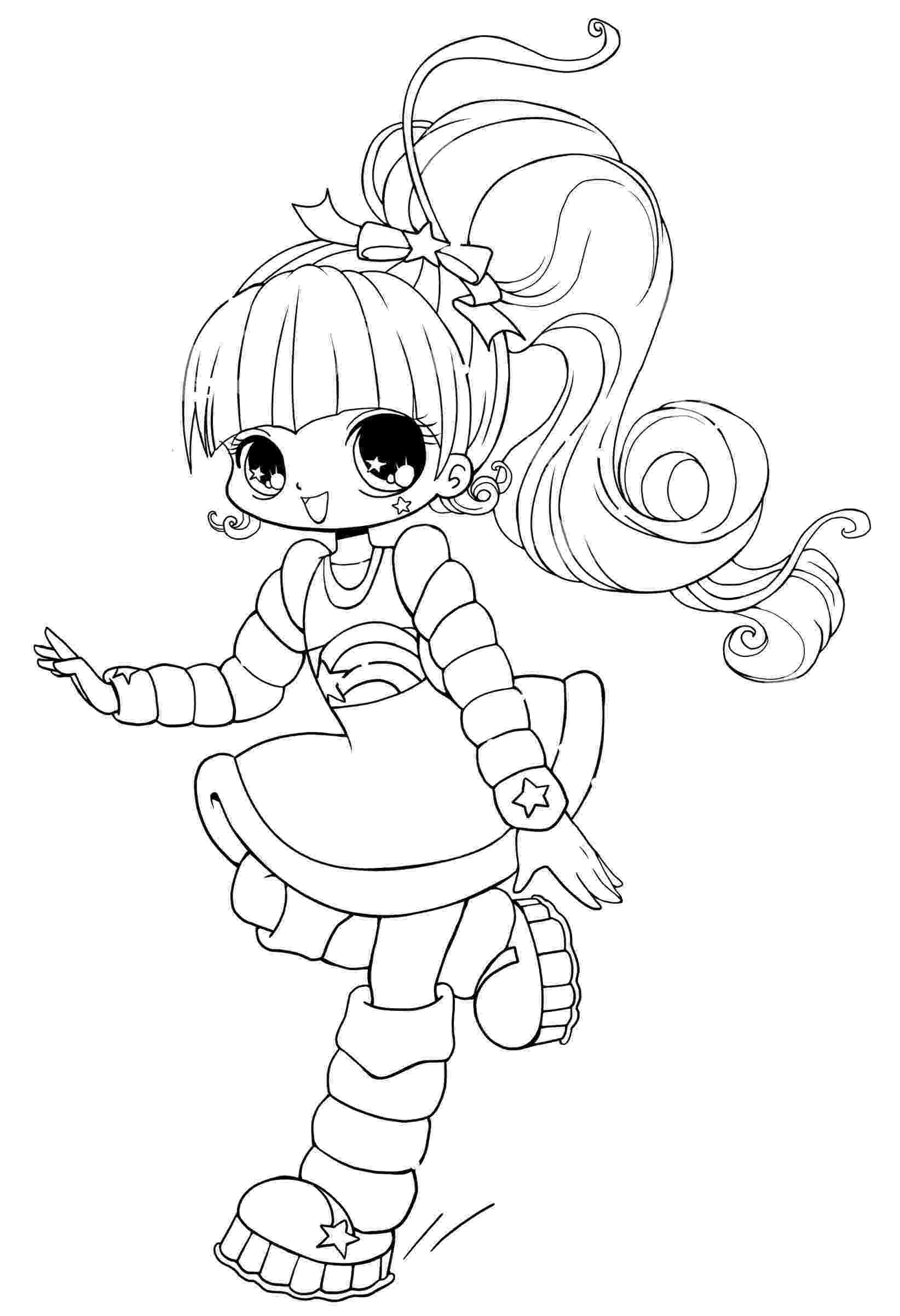 cute anime coloring pages anime fox girl cute coloring pages coloring home cute anime coloring pages