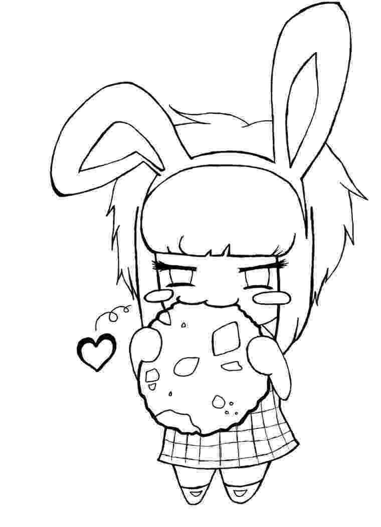 cute anime coloring pages cute anime coloring pages at getdrawings free download anime coloring pages cute