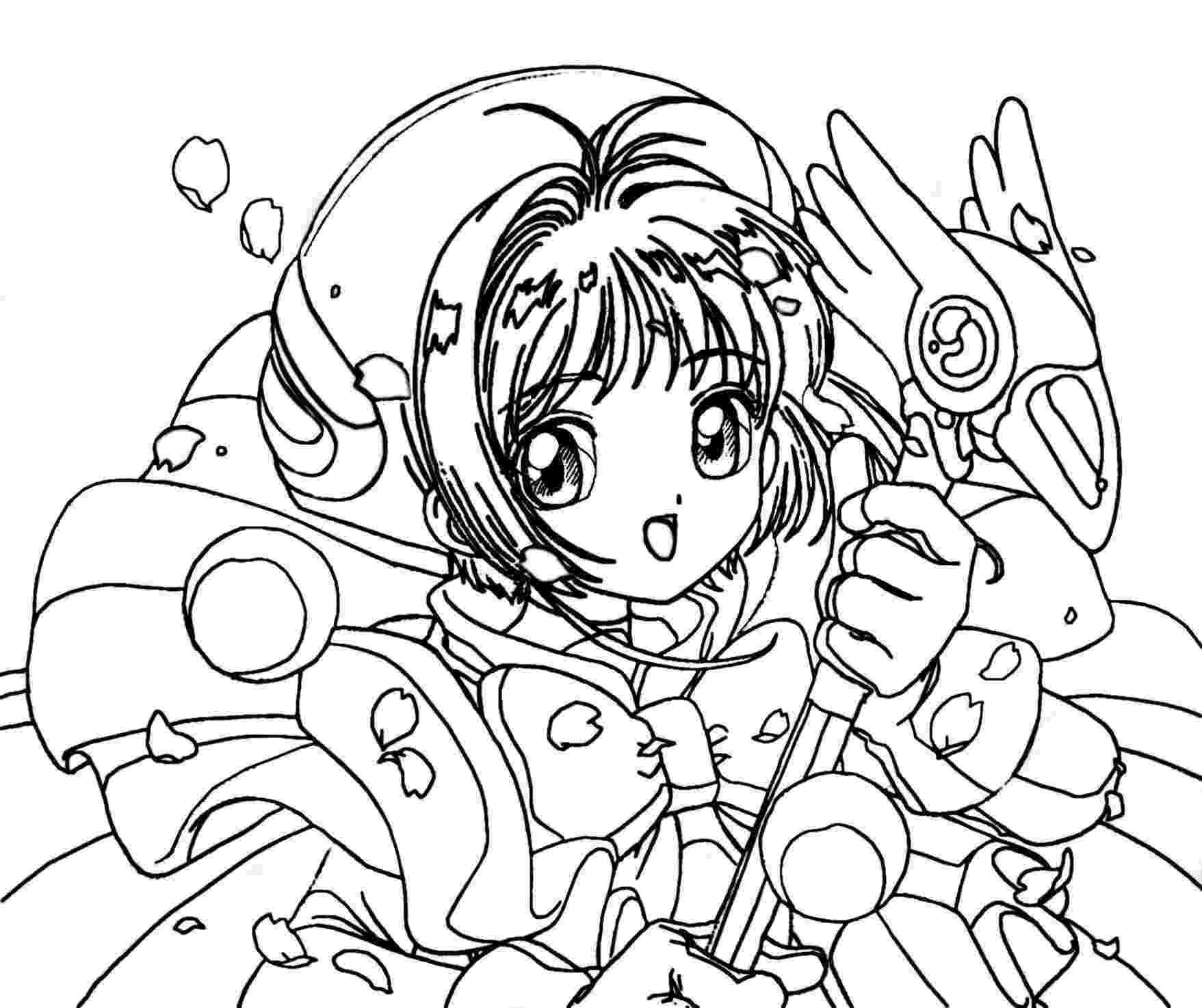 cute anime coloring pages cute anime girl coloring pages to print free coloring books coloring anime cute pages