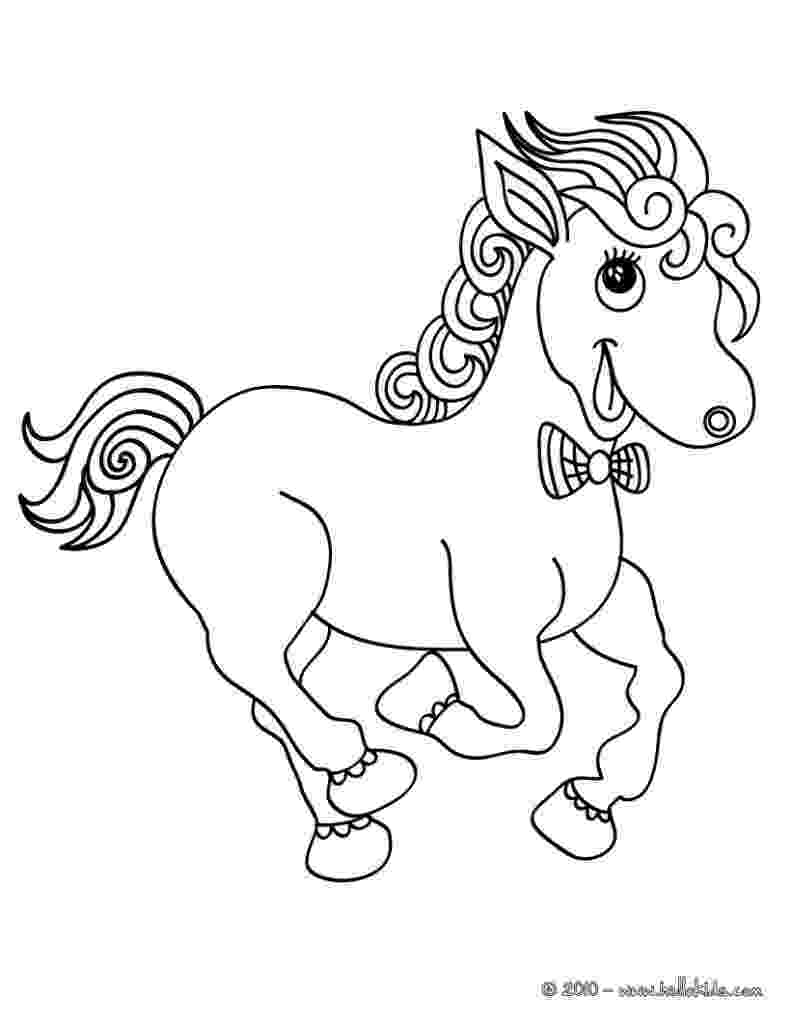 cute horse coloring pages 35 free horse coloring pages printable coloring cute pages horse