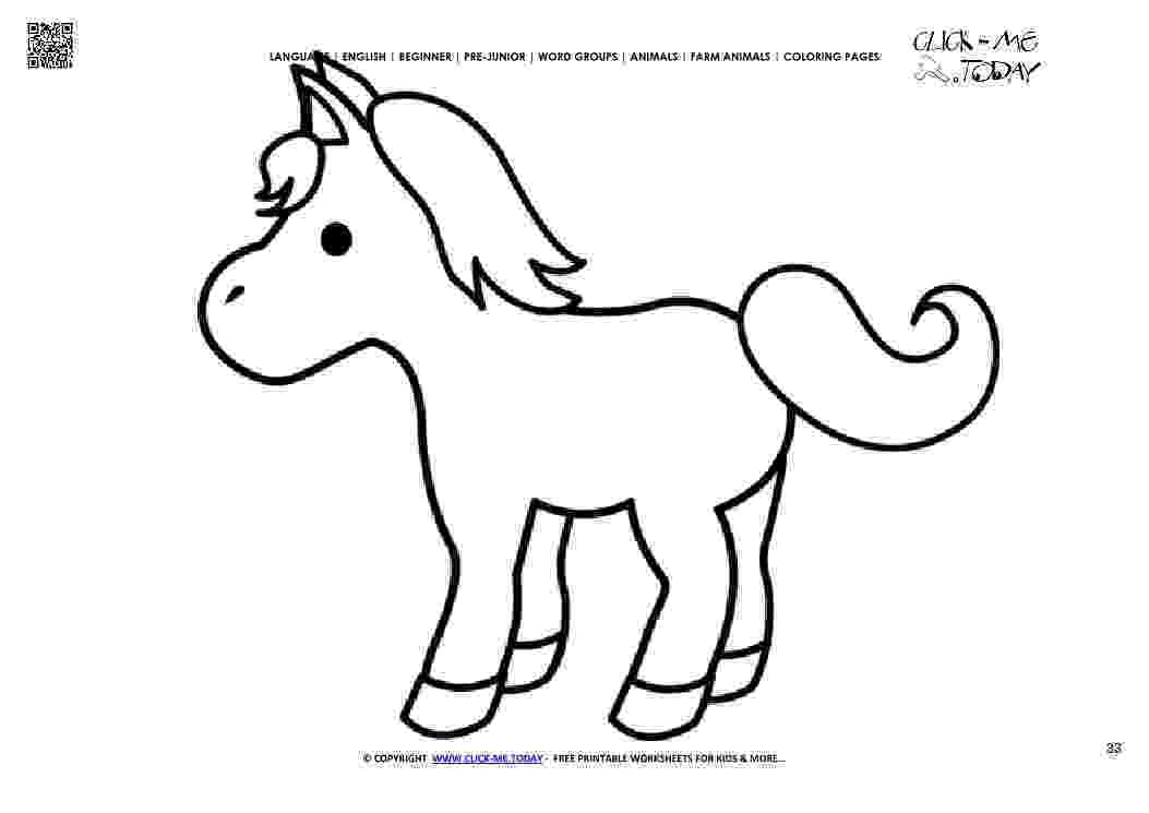 cute horse coloring pages free printable horse coloring pages for kids horse pages horse cute coloring