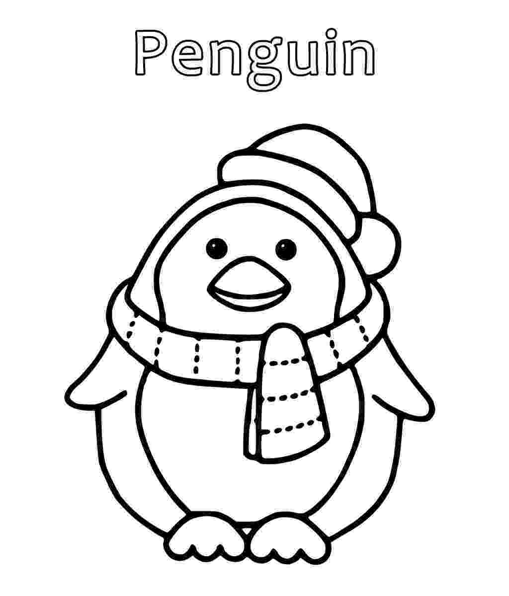 cute penguin pictures to color colt 45 drawing at getdrawingscom free for personal use penguin cute color to pictures