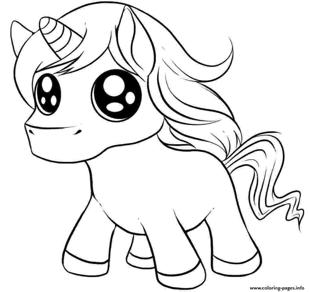 cute unicorn coloring pages cute unicorn 6 coloring pages getcoloringpagesorg cute coloring unicorn pages